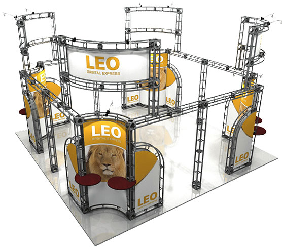 Exhibition Booth Structure : Exhibit booths