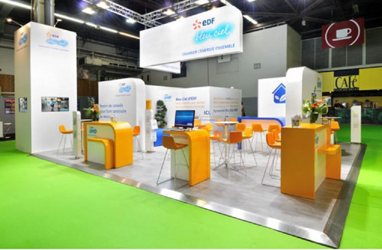 Exhibition Booth Furniture : Exhibit booths